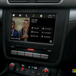 "Microsoft a prezentat initiativa ""Windows in the car"" pentru a concura Apple CarPlay"
